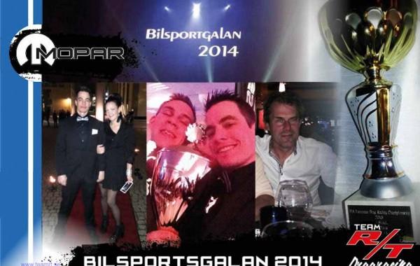 Bilsportsgala FB 2014