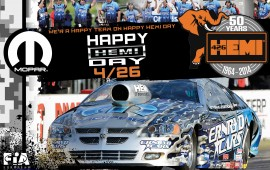 Happy hemi day